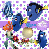 Finding Nemo Digital Paper DP3523 - Digital Paper Shop - 5