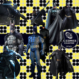 Batman Digital Paper DP3631 - Digital Paper Shop - 4
