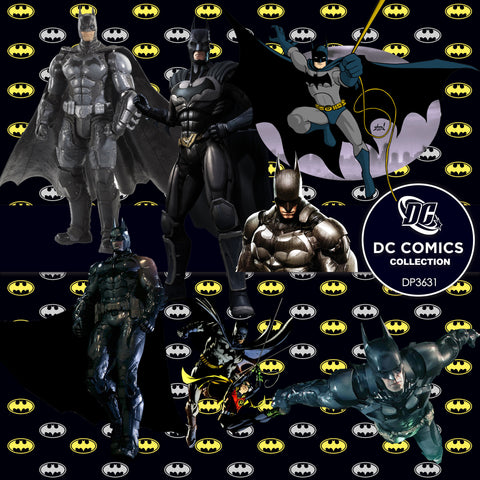 Batman Digital Paper DP3631 - Digital Paper Shop - 1