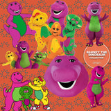 Barney The Dinosaur Digital Paper DP3671 - Digital Paper Shop - 5
