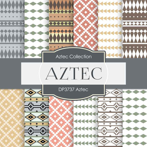 Aztec Digital Paper DP3737 - Digital Paper Shop - 1