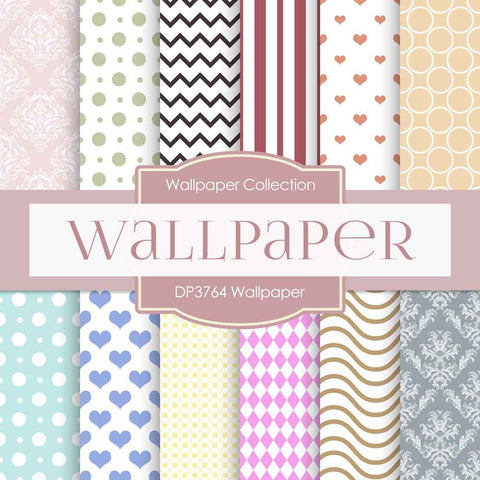 Wallpaper Digital Paper DP3764 - Digital Paper Shop - 1