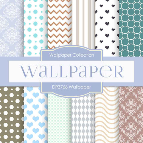 Wallpaper Digital Paper DP3766 - Digital Paper Shop - 1