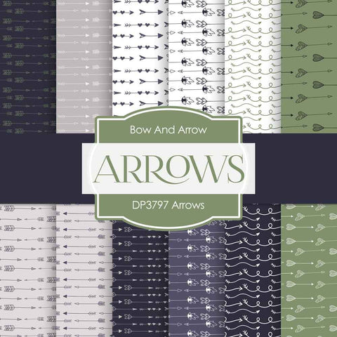 Arrows Digital Paper DP3797 - Digital Paper Shop - 1