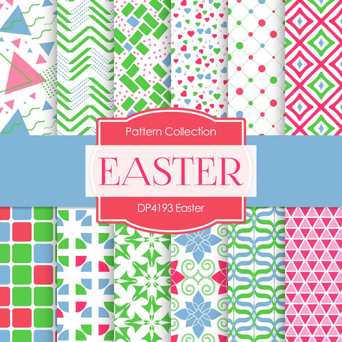 Easter Digital Paper DP4193