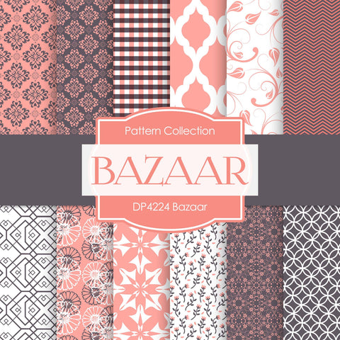 Bazaar Digital Paper DP4224A