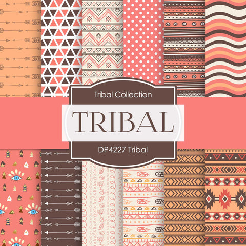 Tribal Digital Paper DP4227A