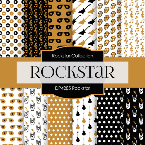 Rockstar Digital Paper DP4285