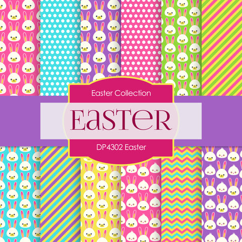Easter Digital Paper DP4302A