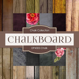 Chalkboard Digital Paper DP4305 - Digital Paper Shop - 1