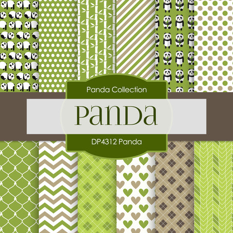 Panda Digital Paper DP4312A