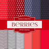 Berries Digital Paper DP4315 - Digital Paper Shop - 1