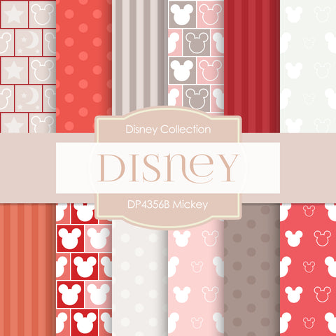 Mickey Digital Paper DP4356B