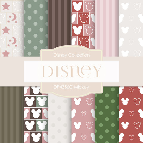 Mickey Digital Paper DP4356C
