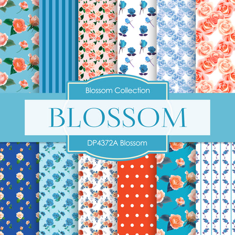 Blossom Digital Paper DP4372A