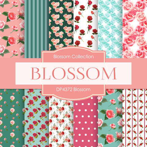 Blossom Digital Paper DP4372