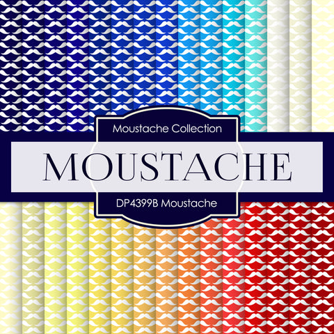 Moustache Digital Paper DP4399B