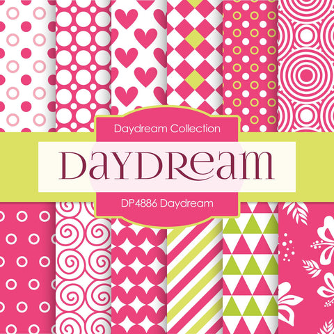 Daydream Digital Paper DP4886 - Digital Paper Shop - 1