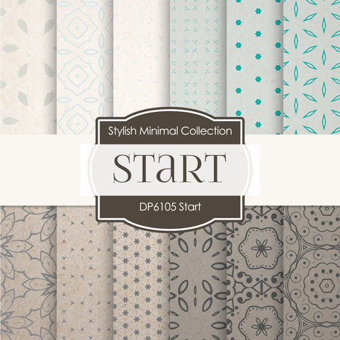 Start Digital Paper DP6105A