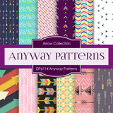 Anyway Patterns Digital Paper DP6114