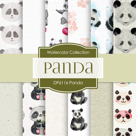 Panda Digital Paper DP6117B