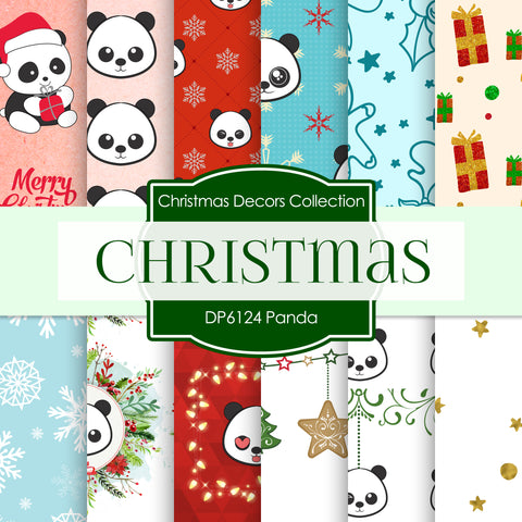 Panda Digital Paper DP6124B