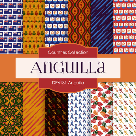 Anguilla Digital Paper DP6131