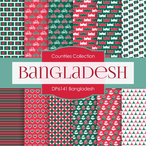 Bangladesh Digital Paper DP6141
