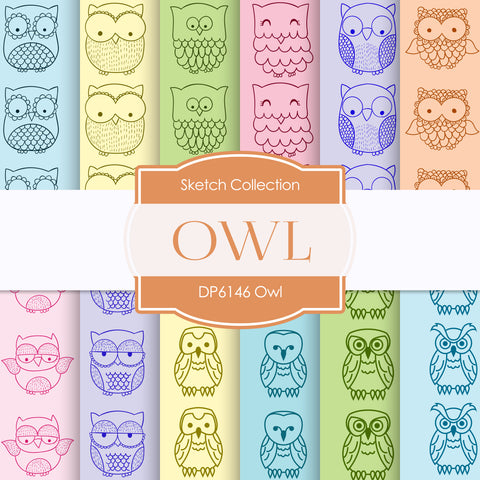 Owl Digital Paper DP6146B