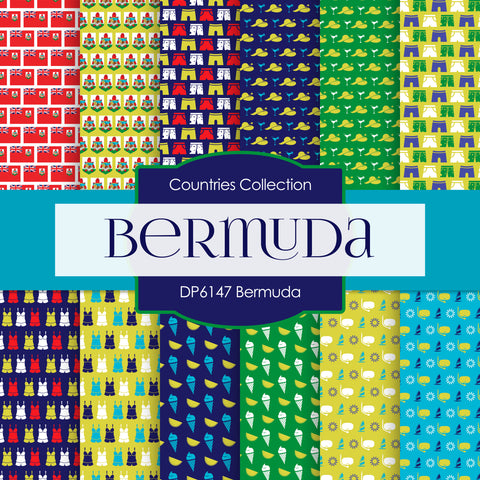 Bermuda Digital Paper DP6147