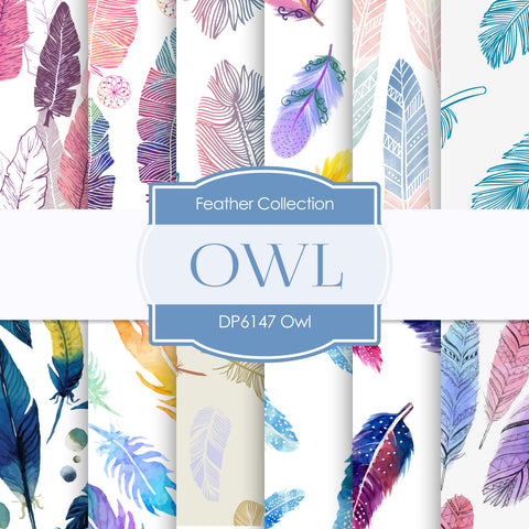 Owl Digital Paper DP6147B