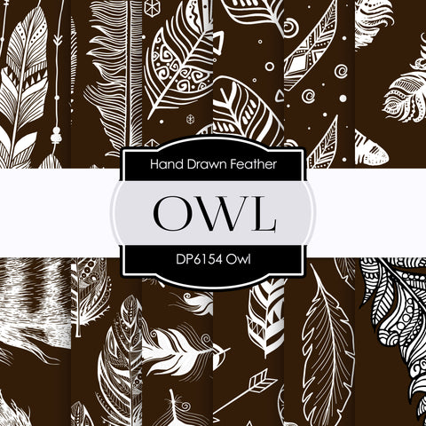 Owl Digital Paper DP6154CB