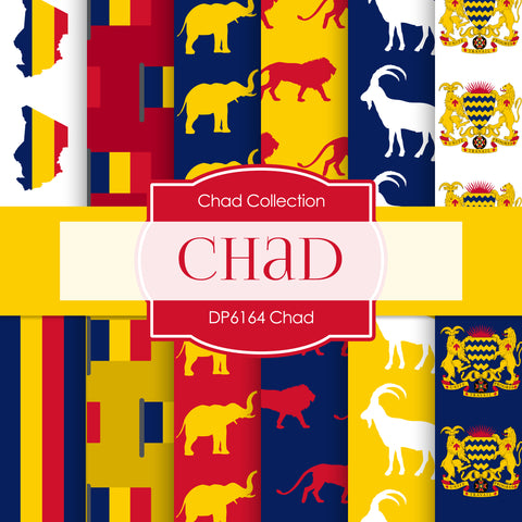 Chad Digital Paper DP6164