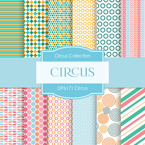 Circus Digital Paper DP6171C