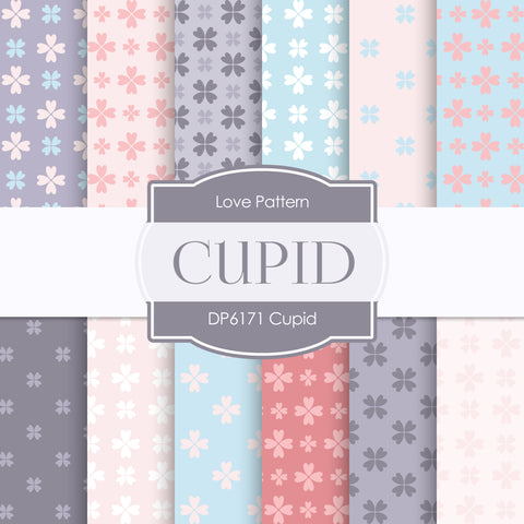 Cupid Digital Paper DP6171B