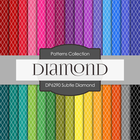 Subtle Diamond Digital Paper DP6290A
