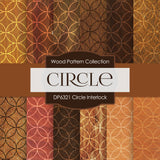Circle Interlock Digital Paper DP6321A