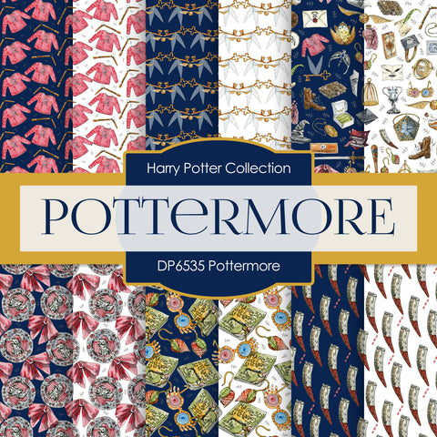 Pottermore Digital Paper DP6535