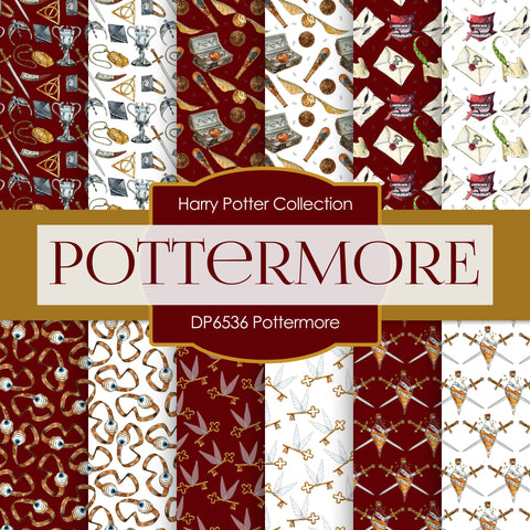 Pottermore Digital Paper DP6536