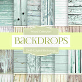 Digital Backdrops Digital Paper DP694 - Digital Paper Shop - 1