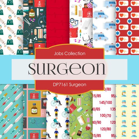 Surgeon Digital Paper DP7161