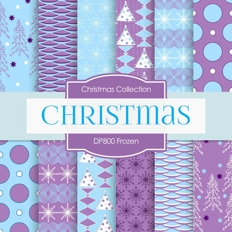 Frozen Digital Paper DP800A - Digital Paper Shop - 1