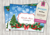 Frozen Greeting Card PC022 - Digital Paper Shop - 2