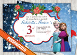 Frozen Greeting Card PC026 - Digital Paper Shop - 1