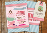 Bake Shop Greeting Card PC098 - Digital Paper Shop - 2