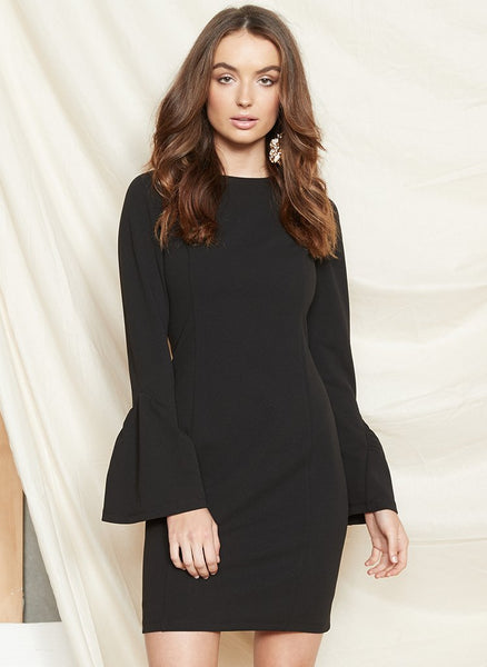 PS Bijou Long Sleeve Dress