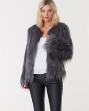 Load image into Gallery viewer, MARMONT FAUX FUR JACKET