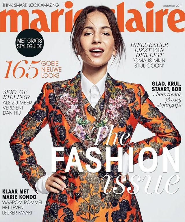 Marie Claire Netherlands - September '17
