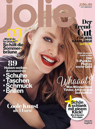 Jolie Germany - October '17