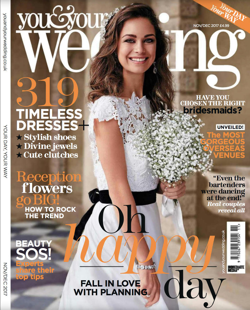 You & Your Wedding UK - November '17